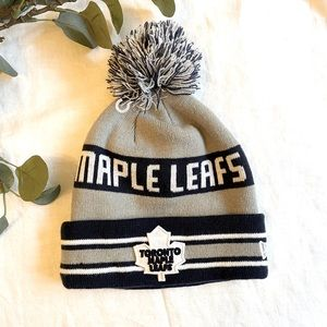 NWOT Toronto Maple Leafs Toque